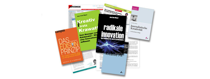 Publikationen der Ideeologen und Links zu Innovationsmanagement